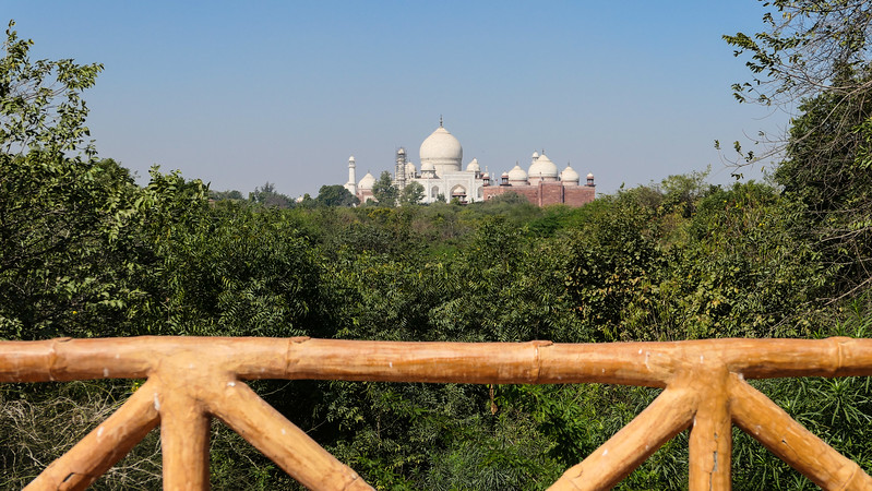 How to spend 03 days in Agra and see Taj Mahal from every angle!